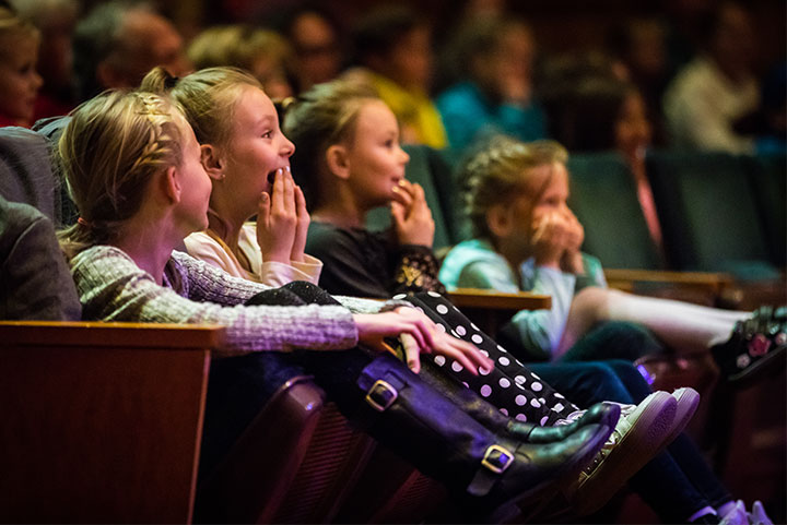 BRAVO! VAIL'S SPRING FAMILY CONCERTS
